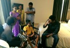 Superstar turns an ailing little fan's dream into reality!
